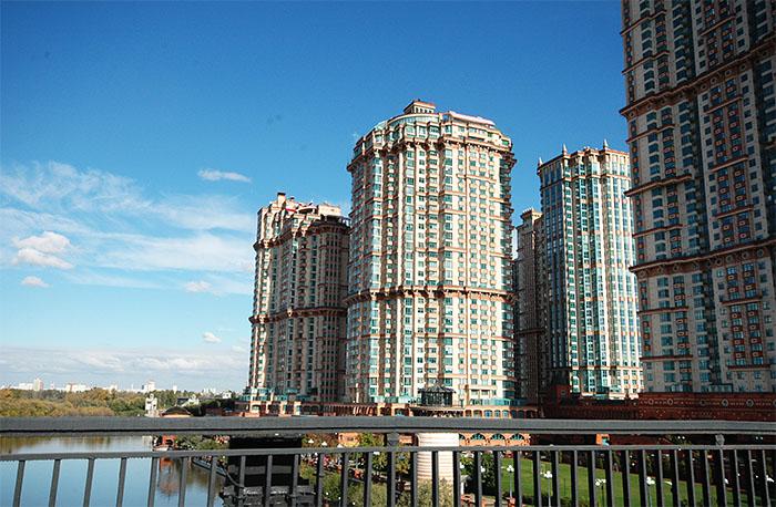 Где в Москве купить элитную недвижимость: топ-10 элитных домов для ...